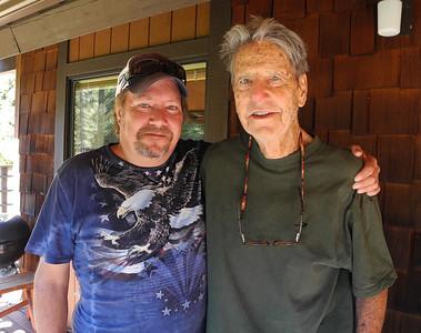 Jeff and Yosemite