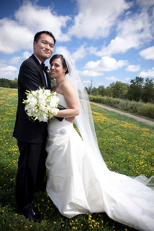 Stephanie + Hui: Chesterton, Indiana: 8.22.10