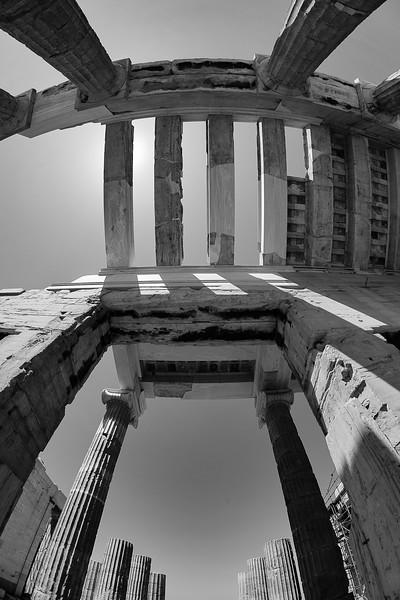 Gateway to the Parthenon