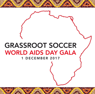 Grassroot Soccer World AIDS Day Gala 2017