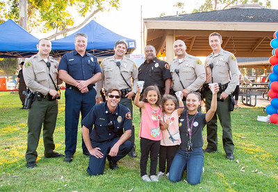 National Night Out - August 9, 2019