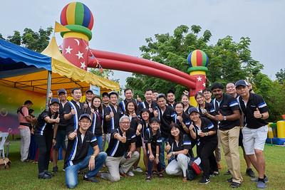 Panasonic 100th Year Anniversary  CSR Carnival