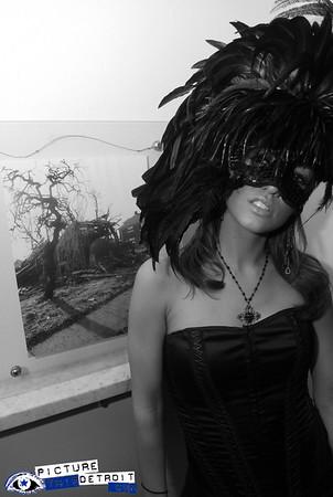 Masquerade Event with Eddie Fowlkes w/ Thomas Emmanuel
