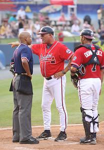 Rome Braves June 21 2008