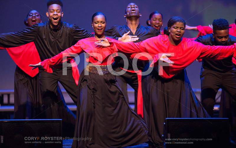 Duke Ellington Show Choir Recital