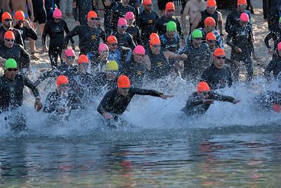 XTERRA Lake Tahoe 2014 Swim