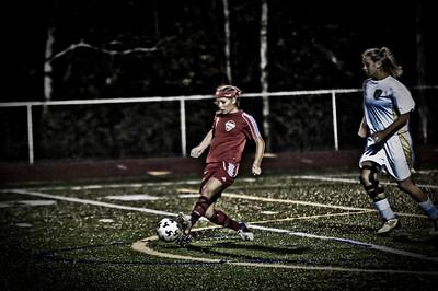 GV Soccer vs GB 9-25-12