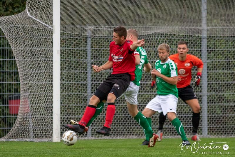 2019-09-03 VV Yerseke - Nieuwdorp [oefen, 6-2]