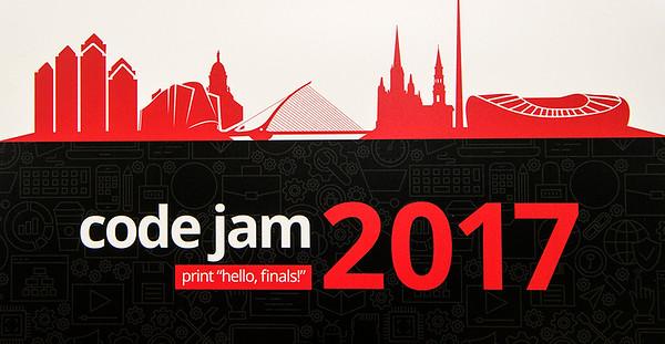 Code Jam 2017