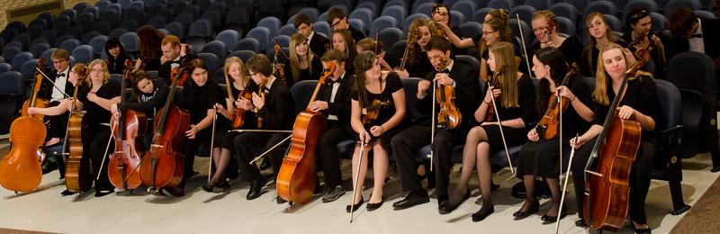 2015-16 SHS Orchestras