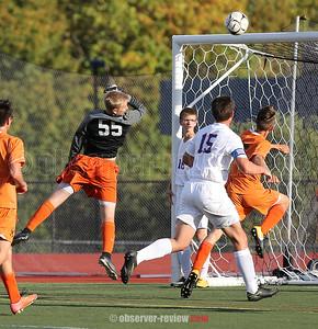 Penn Yan Soccer 9-28-17