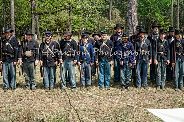Ft. Blakely, Alabama Saturday Pre-Battle 2019