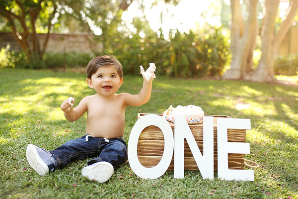 Ethan-Turns-ONE!