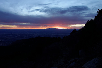 South Peak Camping 2014-04-11