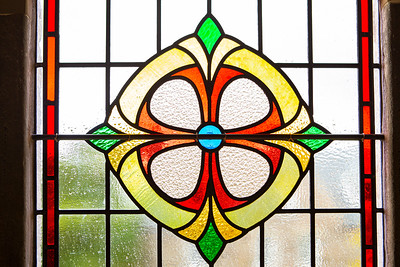 St Columba's Windows