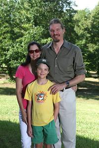 Rohrbach Family July 2008