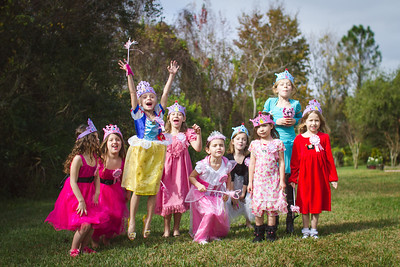 Princess Party 2013