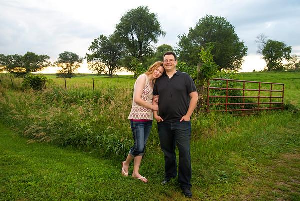 Rob & Jodi Engagement 2015
