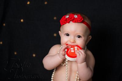 Lorelei at 7 months