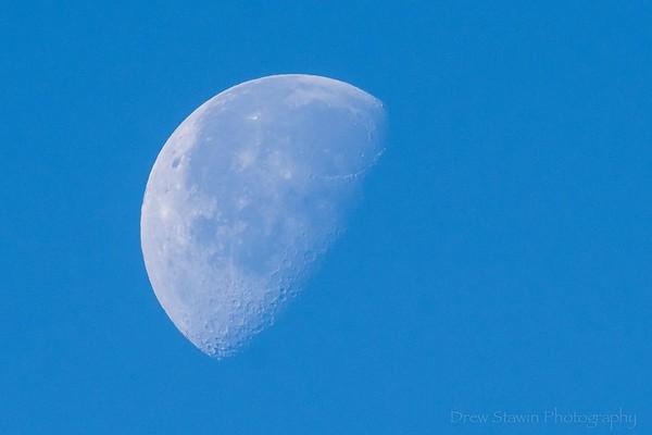 Moon December