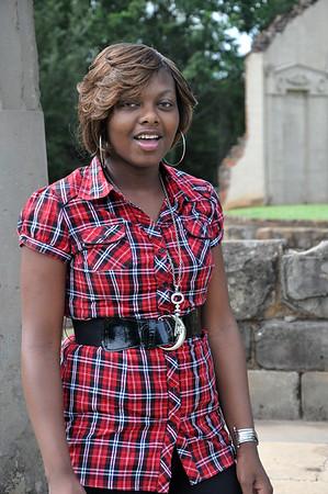 Jasmine Thompson (Central High 2011)