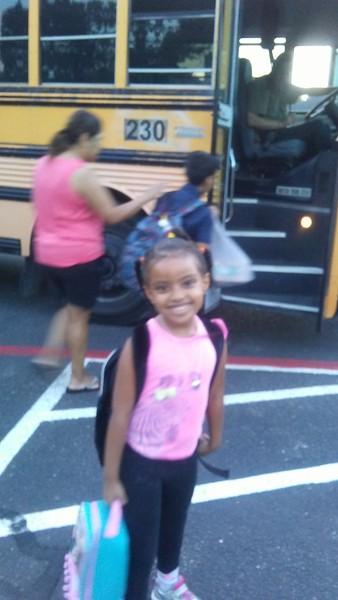 Sarah | Kindergarten | Reed Elementary School