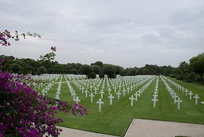 Tunisia American Cemetery