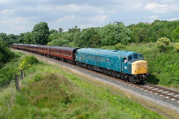 1st July 2008: East Lancashire Railway