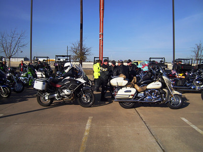2010 12/4 Toys for Tots Toy Run