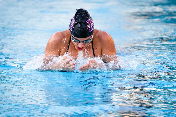 2017.3.7 M Swim Team