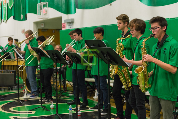 TOHS Jazz Band