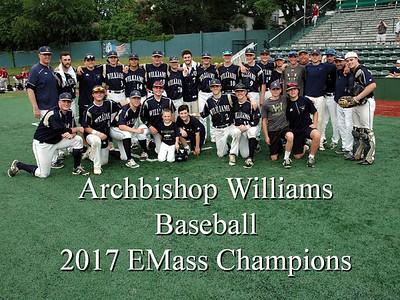 2017 EMass Baseball Final-Lowell Catholic vs AWHS