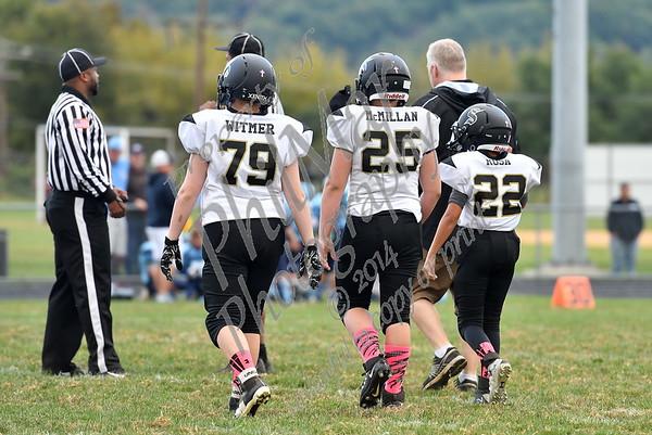 Berks Catholic vs Daniel Boone Midget Varsity 2017