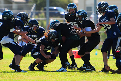Nighthawks Youth Football Spring 8 on 8 2011