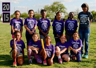 Arden Road Track 2015 4th Grade Girls
