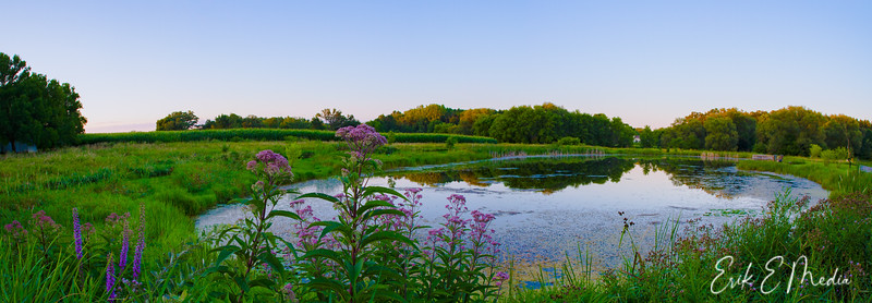 Sunfish Pond HDR Panoramic
