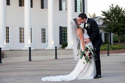 Lindsey & Chuck Wedding at The Milestone
