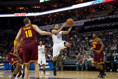 Cleveland Cavaliers vs Charlotte Bobcats 12-29-10 Qcitymetro.com/Jon Strayhorn