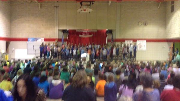 3rd & 4th grade music programs