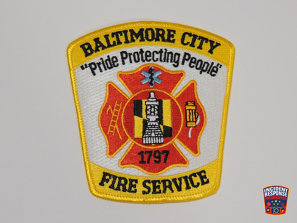 Pennsylvania Fire Patches