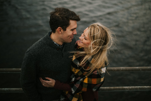Margo & Colin // Engaged