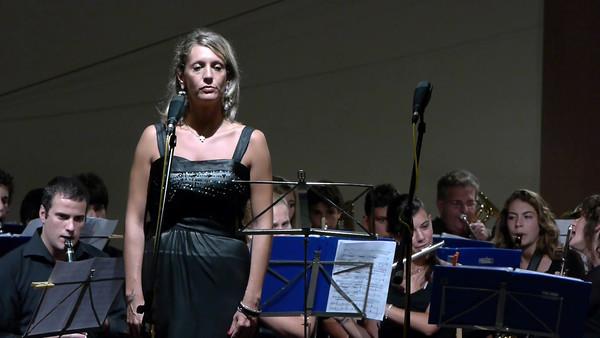 Sestri Levante - Concerto Filarmonica Arena Conchiglia con solisti e danzatori