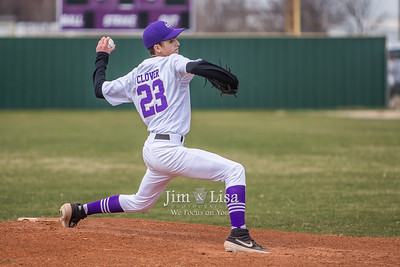 Baseball (Varsity & JV) vs Bethany, March 7