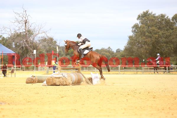 2014 10 12 Horsemans Hunter Trials III 95cm