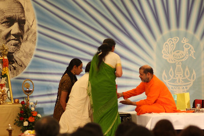 CMDFW Family Camp 2009 -Guru Paduka Puja