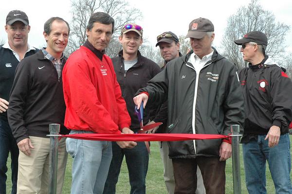 Alumni Lacrosse Field Dedication