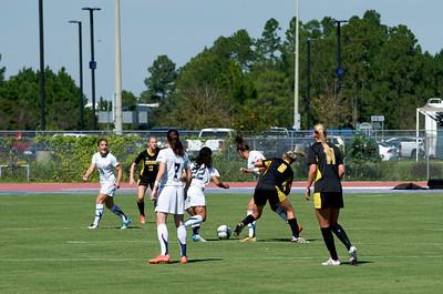 UNF Womens Soccer 10.27.13
