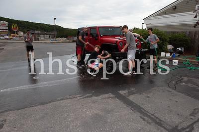 2019-09-01 Boys Varsity BBall Car Wash