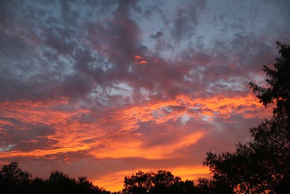 The Zephyr Sky