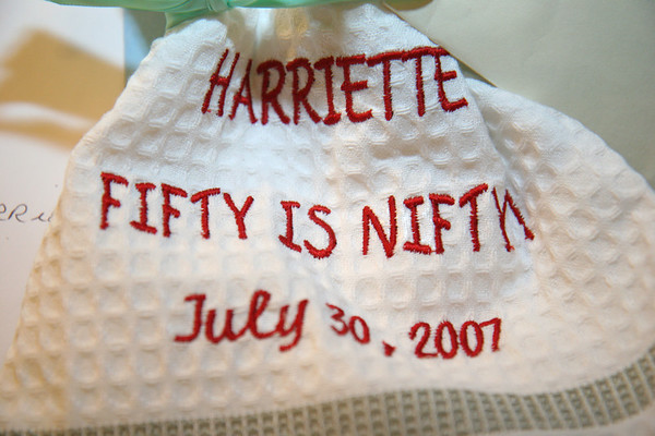 Harriette Louis' 50th Birthday